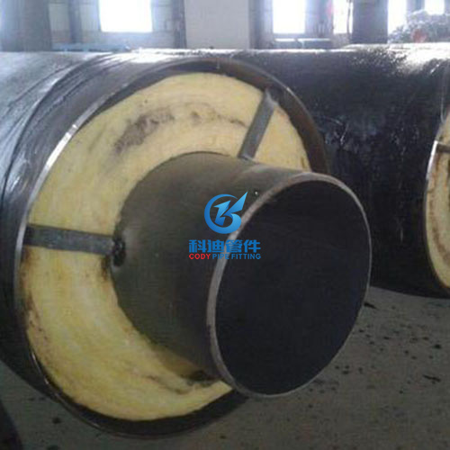 3PE防腐钢套钢保温钢管