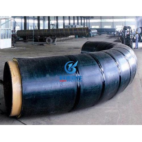 聚乙烯保护管发泡保温弯头