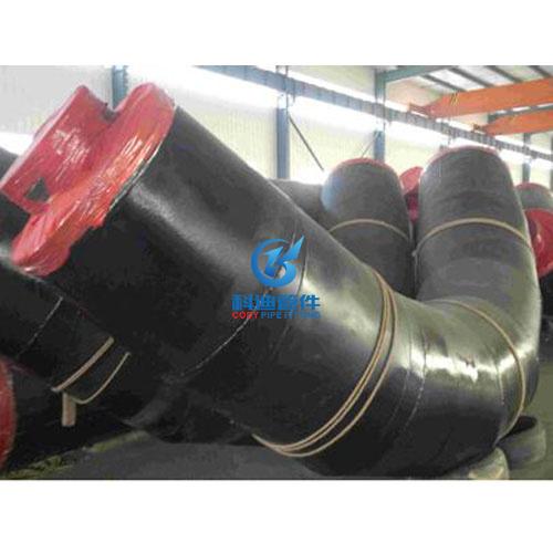 聚乙烯外护管聚氨酯保温10D弯管